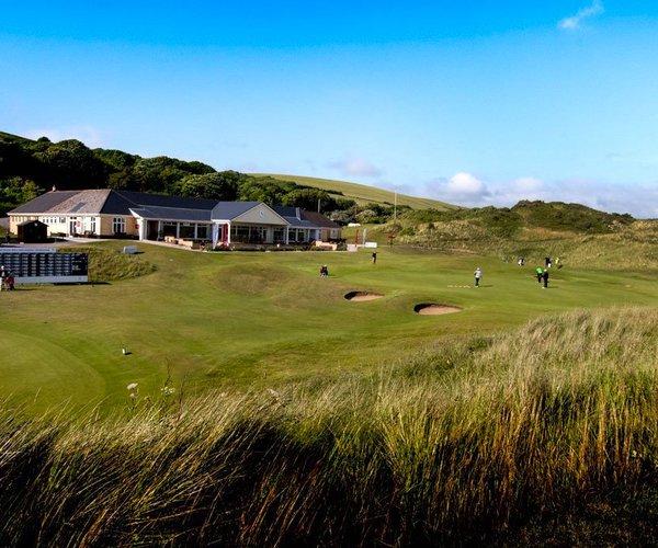 Photo of Saunton Golf Club (East course)