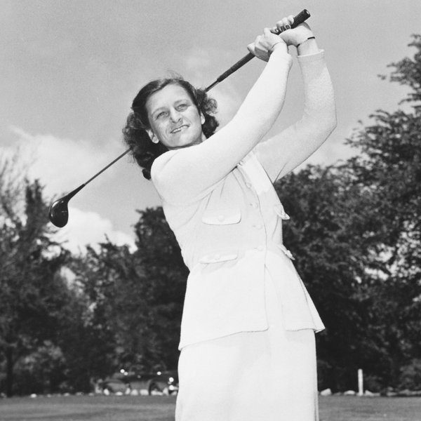 Photo of Babe Zaharias