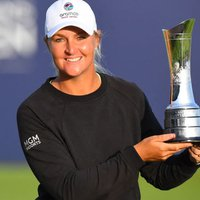 Anna Nordqvist, British Open Champion 2021