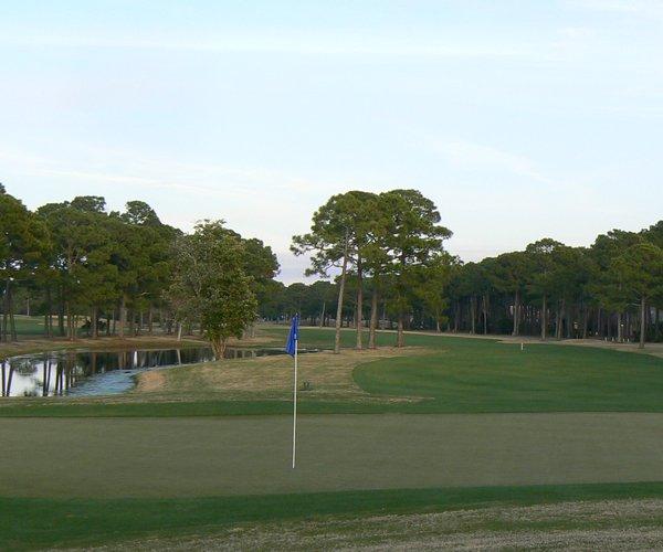 Photo of Indian Bayou Golf Club