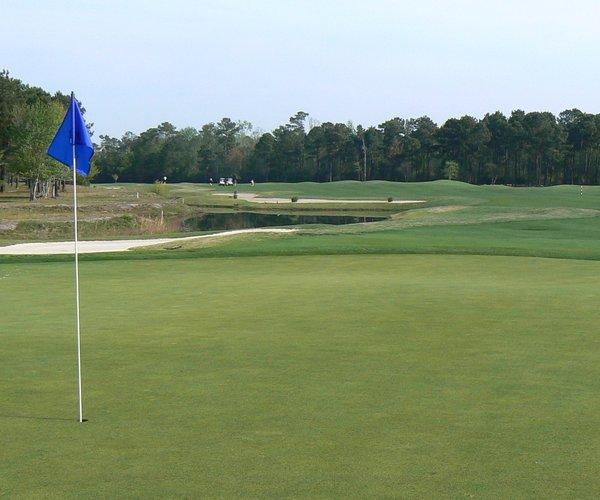 Photo of Crow Creek Golf Club