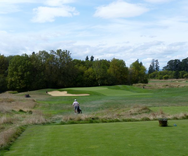 Photo of Pumpkin Ridge Golf Club (Witch Hollow course)