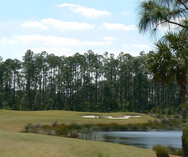Photo of Old Corkscrew Golf Club