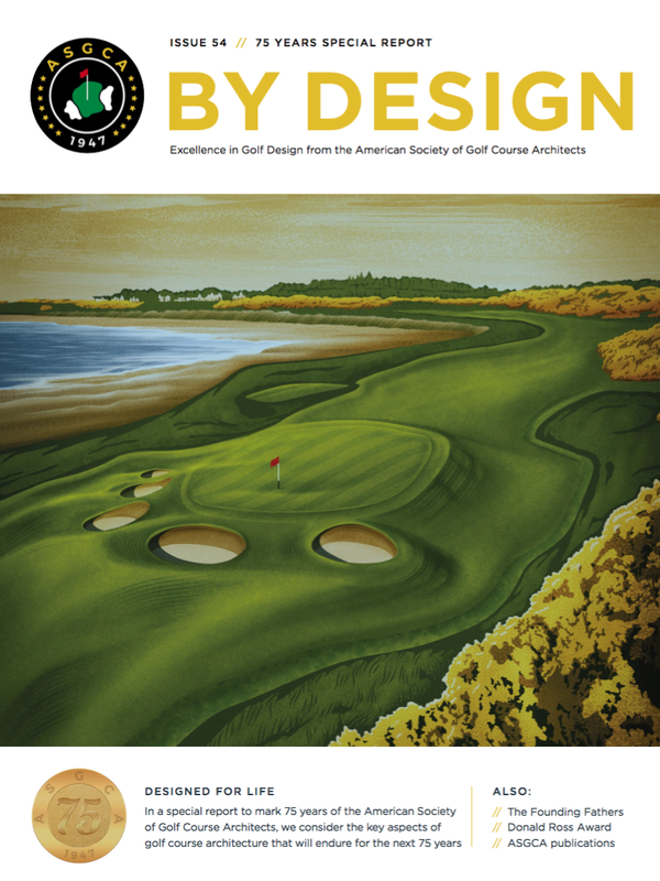 Excellence in Golf Design