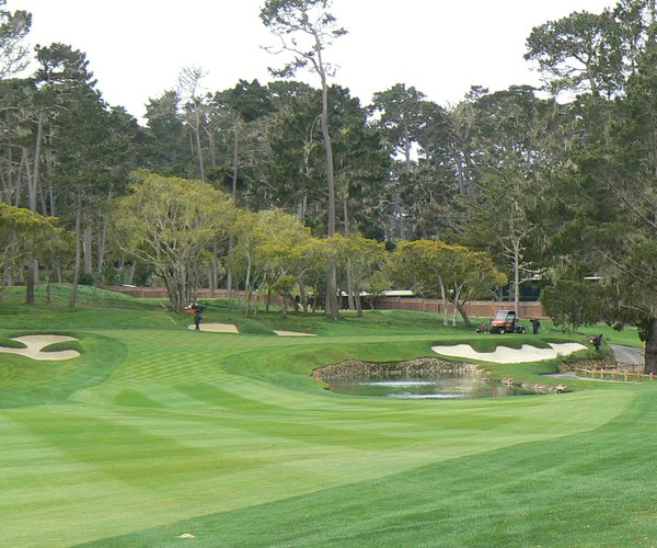 Photo of Spyglass Hill Golf Course