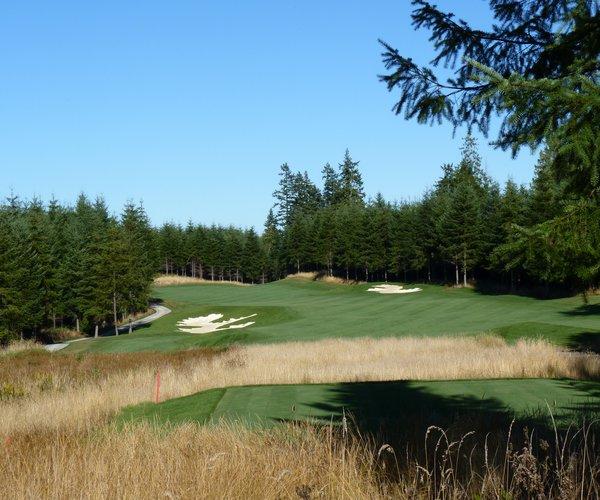 Photo of Salish Cliffs Golf Club