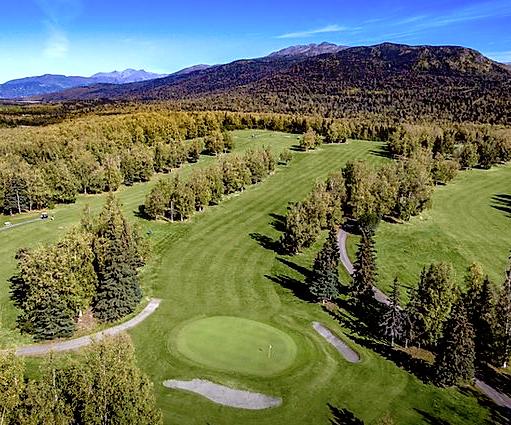 Photo of Moose Run Golf Course (Hill course)