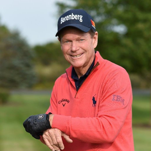 Photo of Tom  Watson