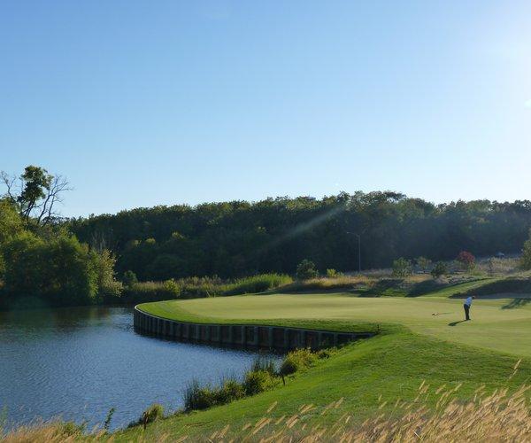 Photo of Hawk's View Golf Club (Como Crossings course)