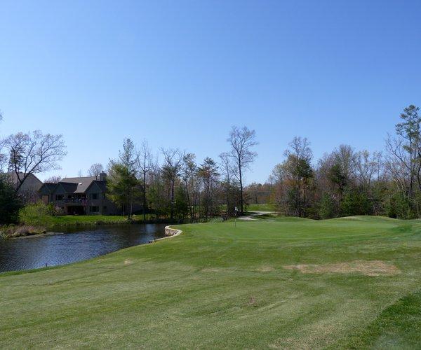 Photo of Heatherhurst Golf Club (The Brae course)