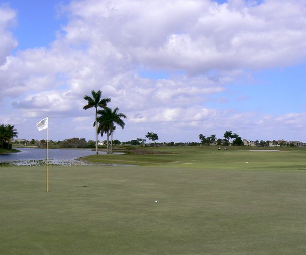 Photo of Heron Bay Golf Club