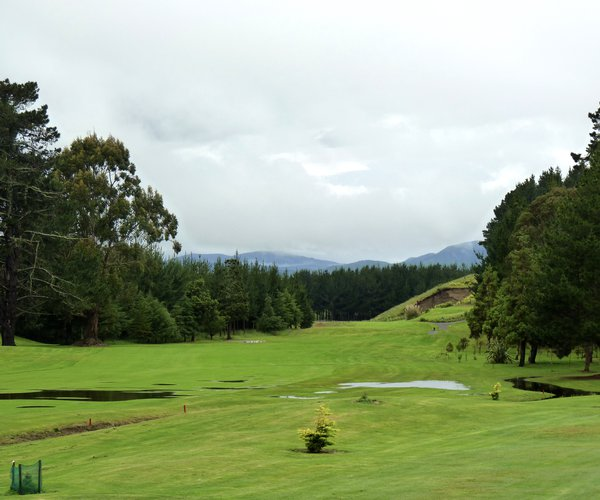 Photo of Levin Golf Club