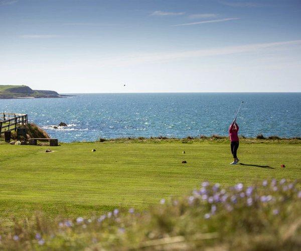 Photo of Nefyn & District Golf Club