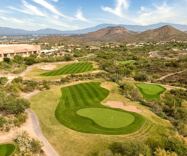 Photo of Starr Pass Golf Club