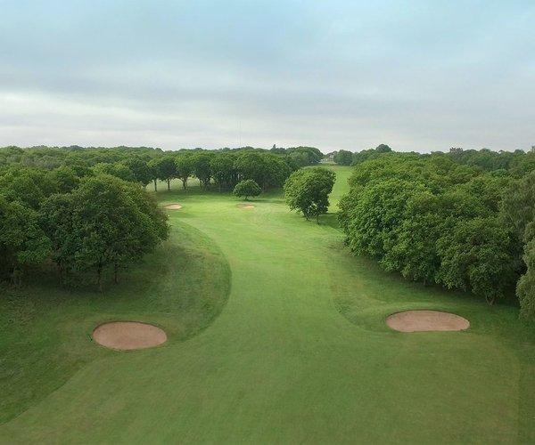 Photo of Whittington Heath Golf Club