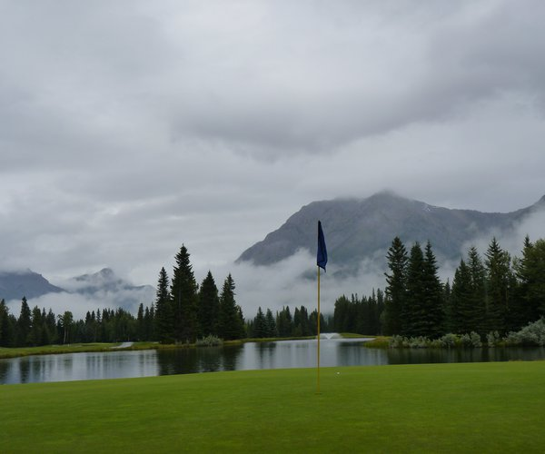 Photo of Kananaskis Country Golf Course (Mount Lorette course)