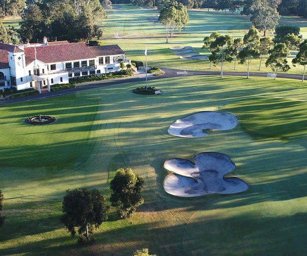 Photo of The Yarra Yarra Golf Club