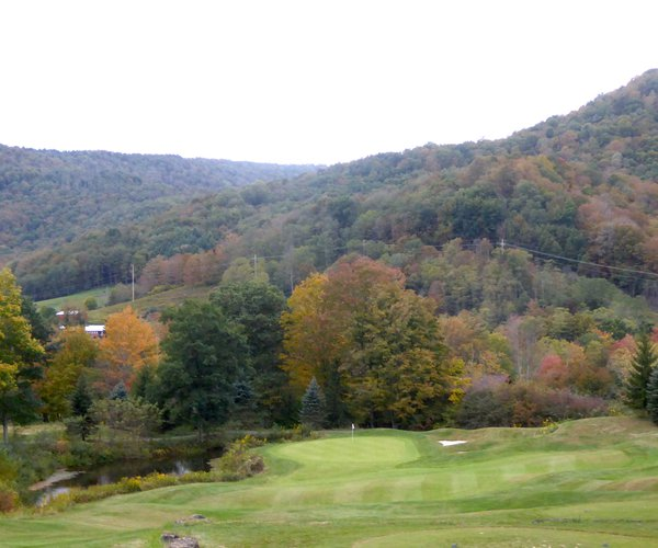 Photo of Raven Golf Club at Snowshoe Mountain