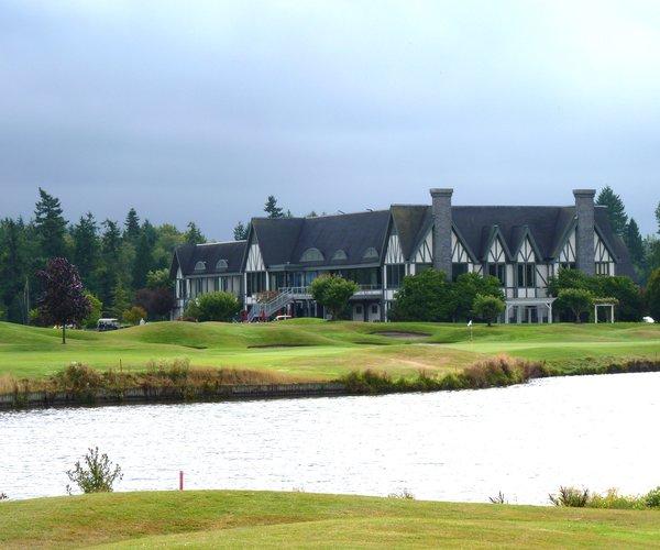 Photo of Loomis Trail Golf Club at Semiahmoo