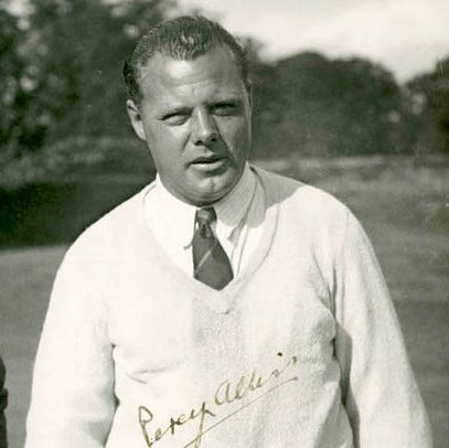 Photo of Percy Alliss