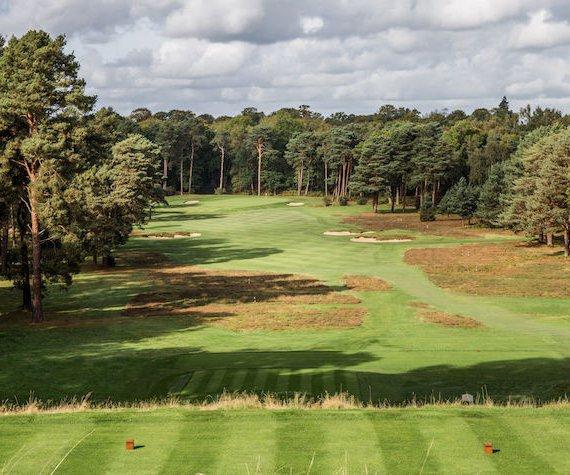 Photo of Woking Golf Club