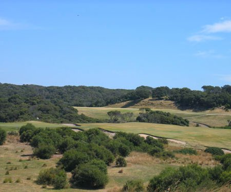 Photo of Portsea Golf Club