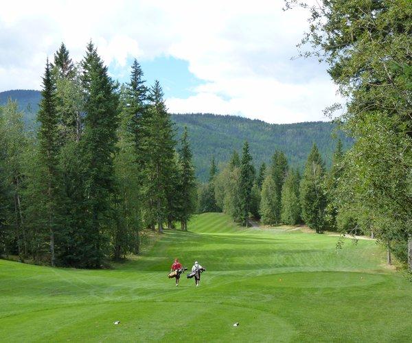 Photo of Salmon Arm Golf Club