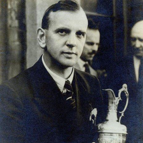 Photo of Dick Burton