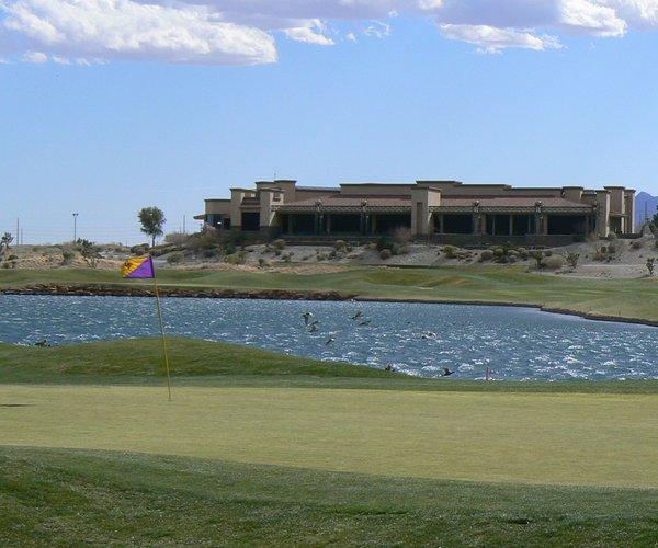 Photo of Las Vegas Paiute Golf Resort (Snow Mtn course)