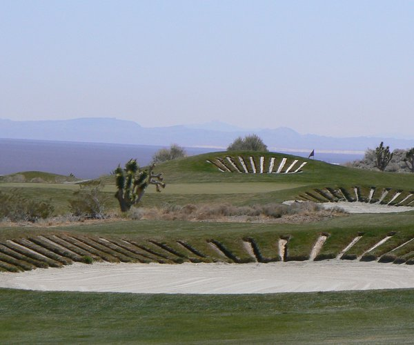Photo of Las Vegas Paiute Golf Resort (Sun Mtn course)