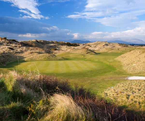 Photo of Royal St David's Golf Club