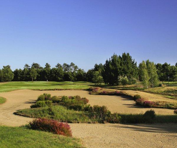 Photo of Golf du Médoc (Vignes course)