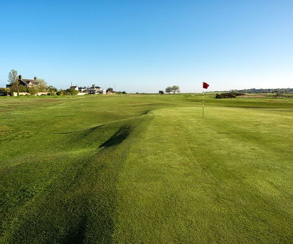 Photo of Felixstowe Ferry Golf Club (Martello course)