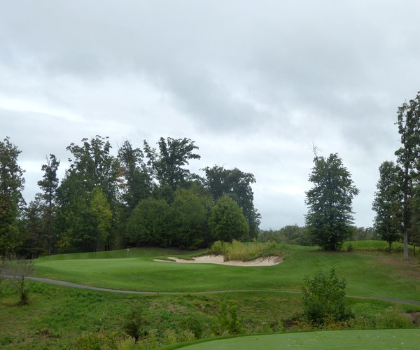 Photo of Stonewall Golf Club at Lake Manassas