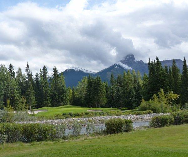 Photo of Kananaskis Country Golf Course (Mount Kidd course)