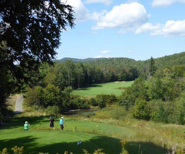 Photo of Mont Tremblant Resort (Le Géant course)