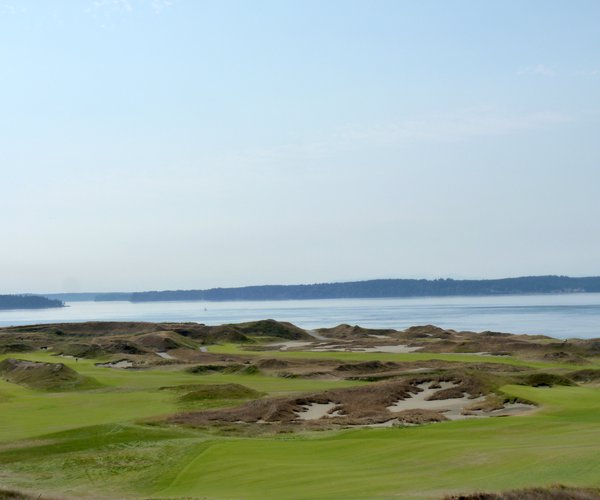 Photo of Chambers Bay Golf Course