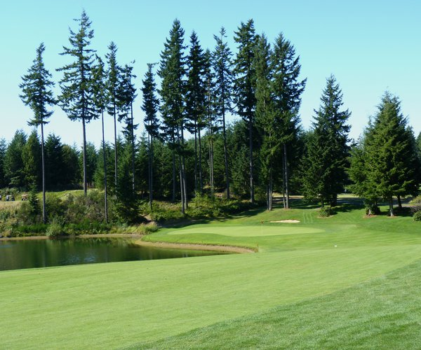 Photo of Gold Mountain Golf Club (Olympic course)