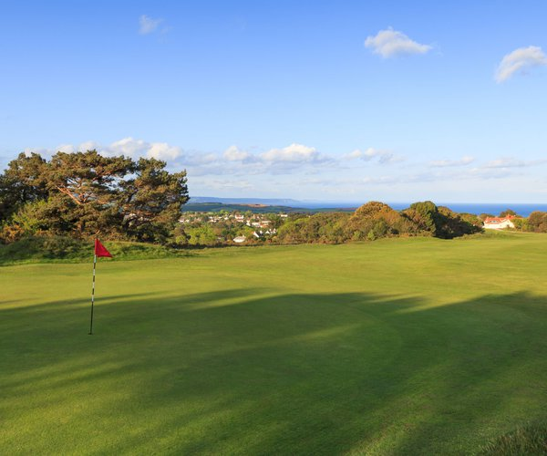 Photo of East Devon Golf Club