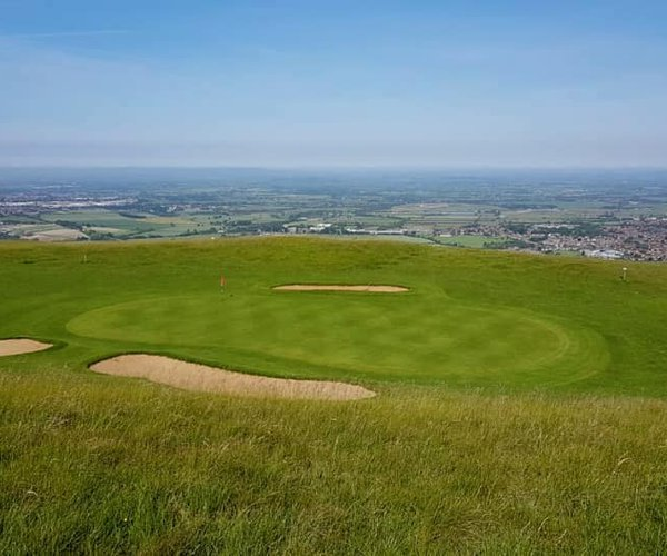Photo of Cleeve Hill Golf Course