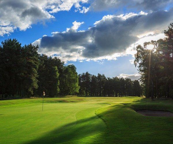 Photo of Blairgowrie Golf Club (Lansdowne course)