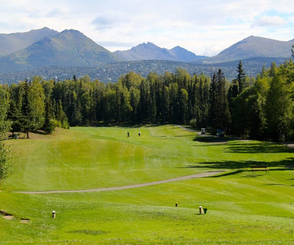 Photo of Anchorage Golf Course