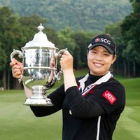 Photo of Ariya Jutanugarn