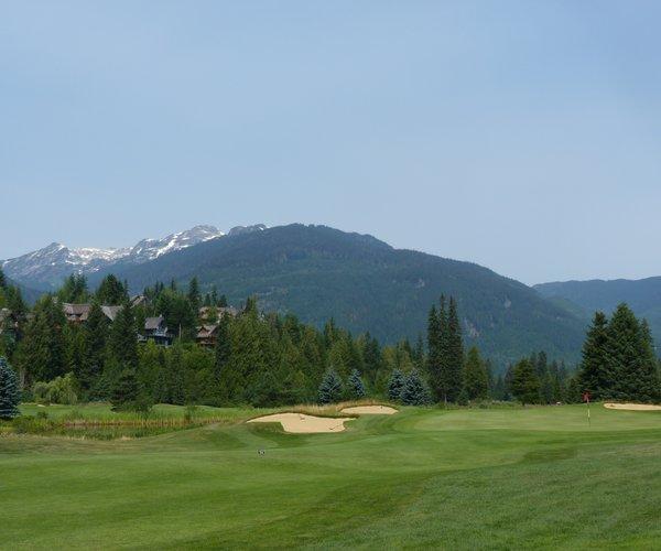 Photo of Whistler Golf Club