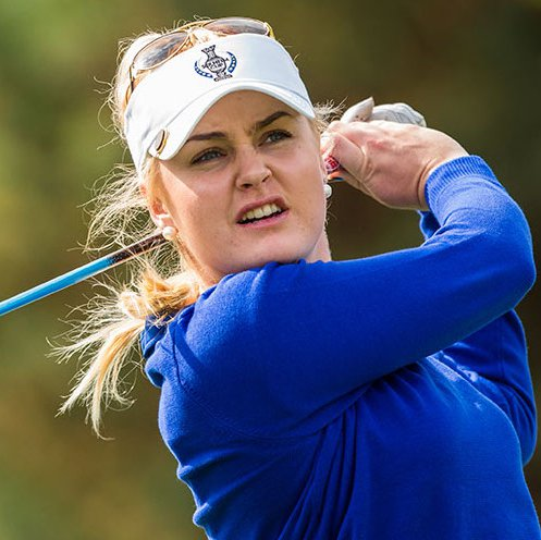 Photo of Charley Hull
