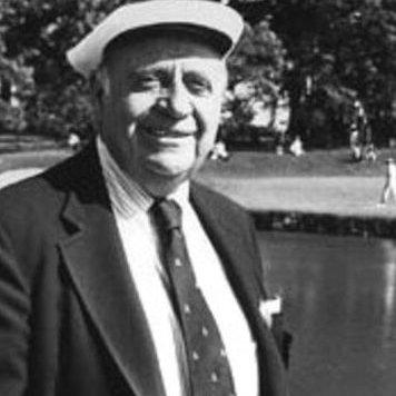 Photo of Robert Trent Jones Sr