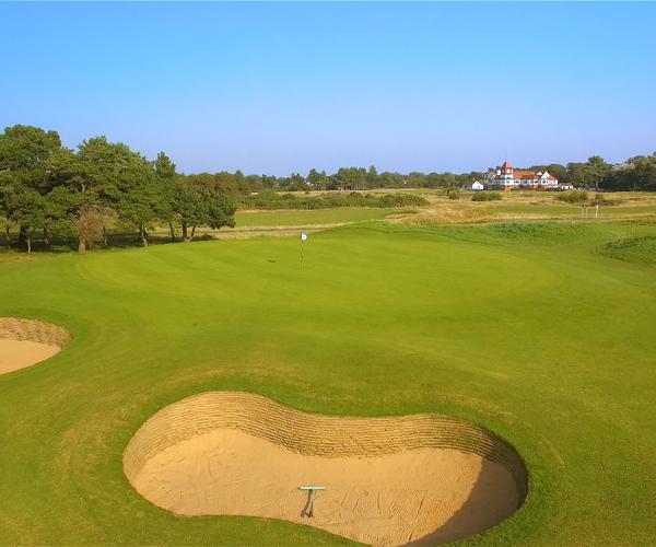 Photo of Formby Golf Club