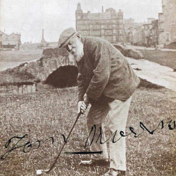 Photo of Old Tom Morris