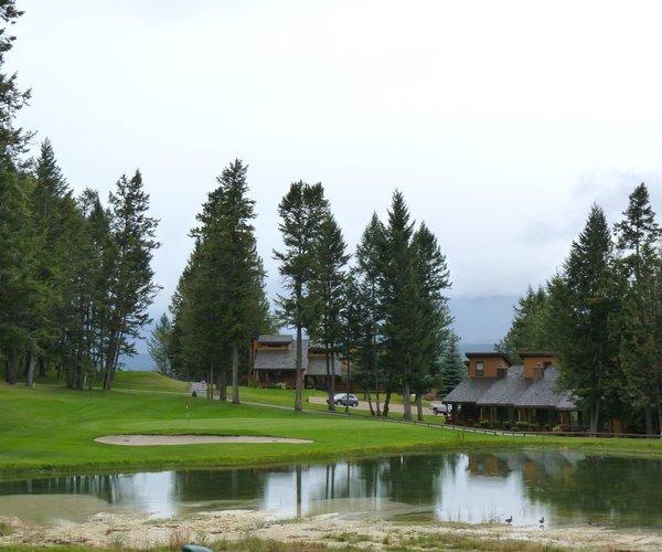 Photo of Fairmont Hot Springs (Mountainside Golf course)