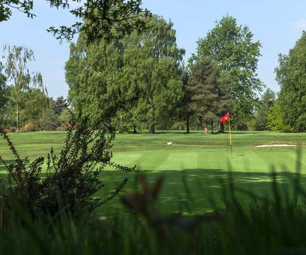 Photo of Copt Heath Golf Club